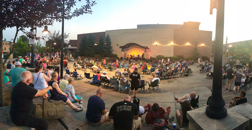 Summer Concert Series at The Riverwalk in Lawrence County