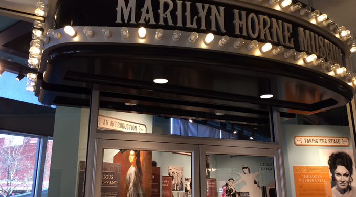 Marilyn Horne Museum, Bradford