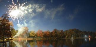 Lake Julia, Mercer County